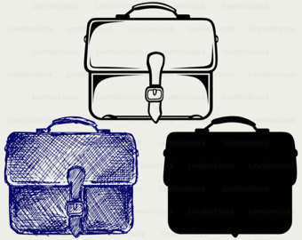 Clip etsy business svgbusiness. Bag clipart laptop bag