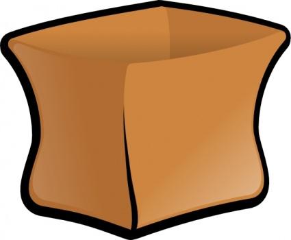 Paper Bag Clipart