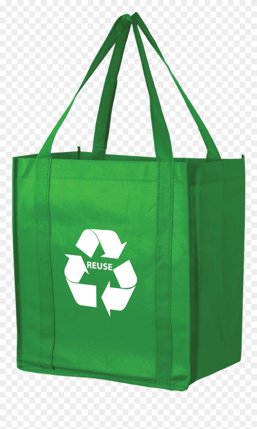 Grocery bags non woven. Bag clipart reusable bag