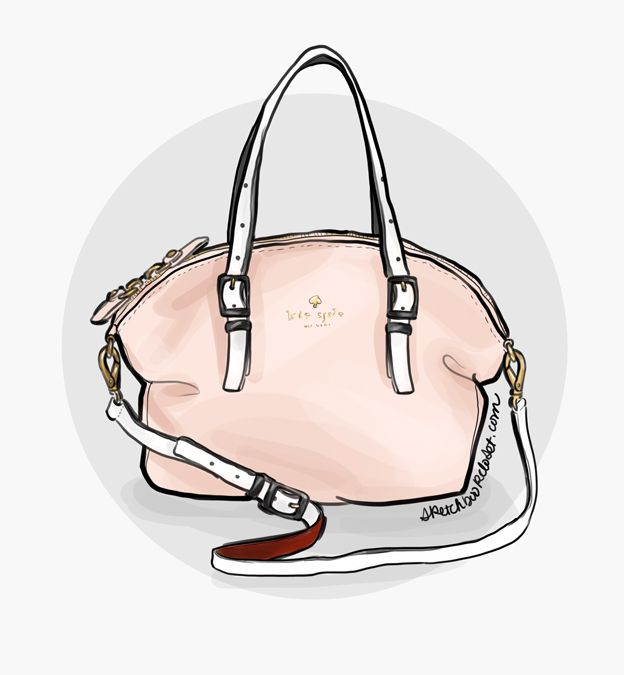 Bag clipart satchel.  best purse flats