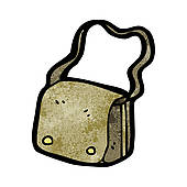 Bag clipart satchel. Clip art royalty free