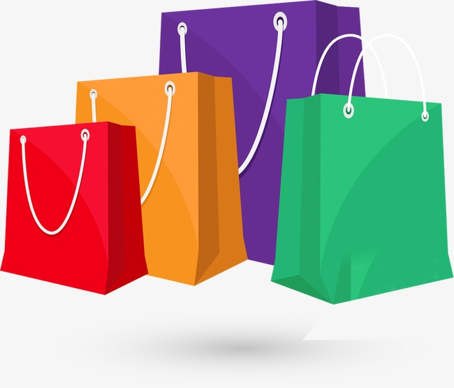 Gift luggage png image. Bag clipart shopping