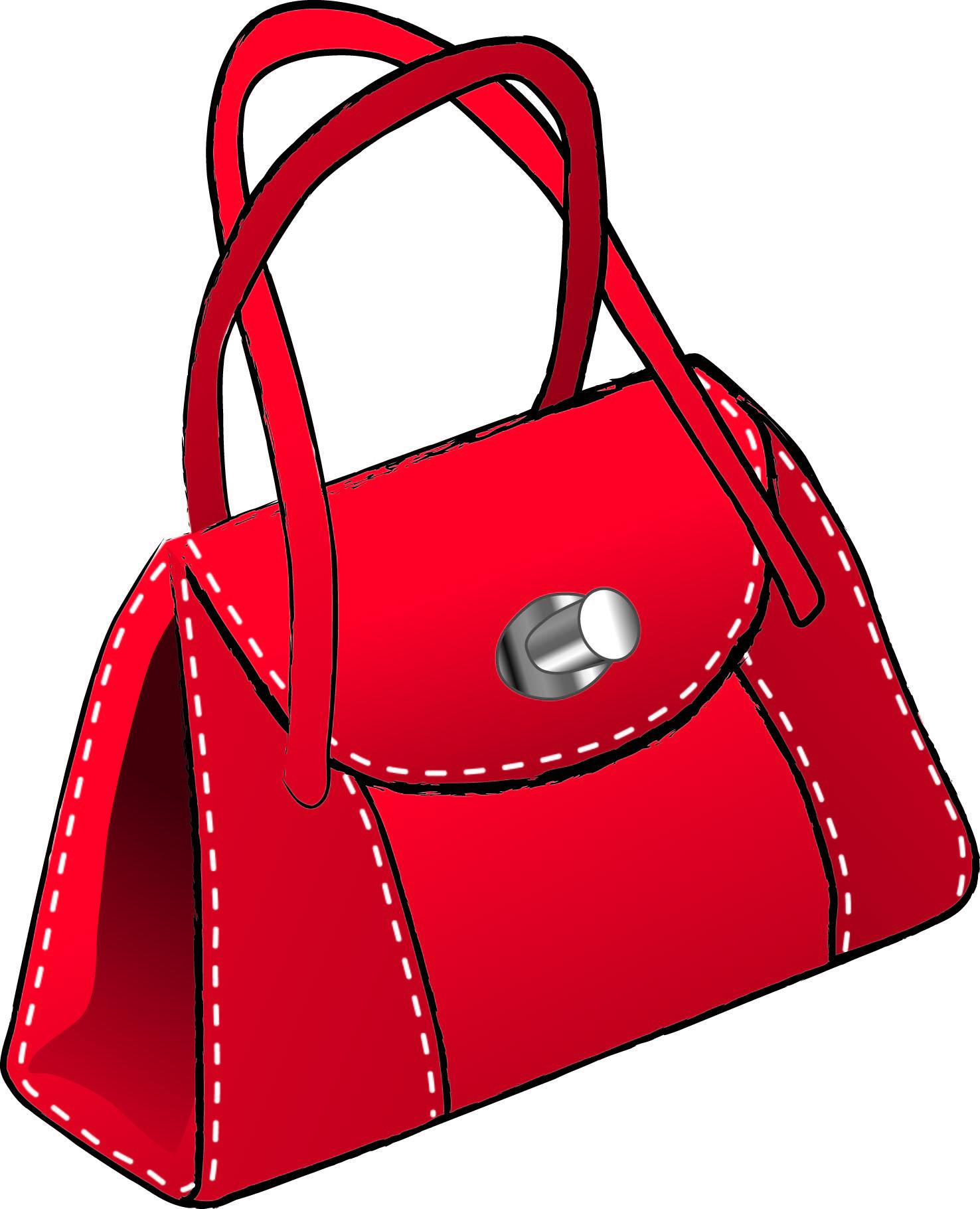 Bag clipart shoulder bag. Handbag cliparts free download