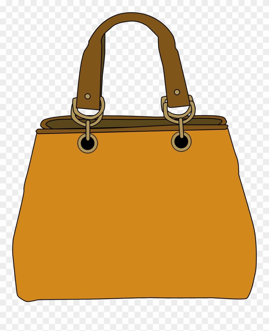 Women pink purse blue. Bag clipart shoulder bag