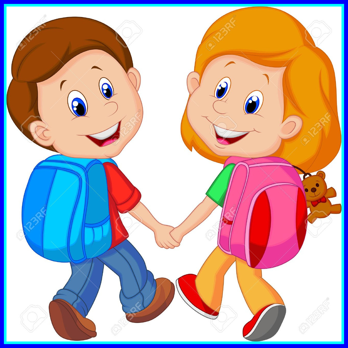The best school with. Bag clipart student