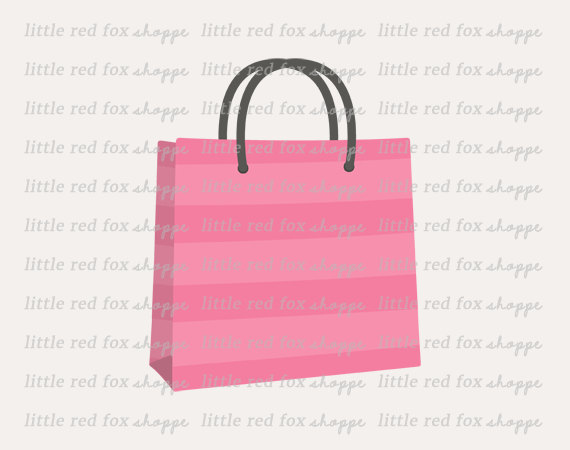 Bag clipart tote bag. Striped handbag clip art