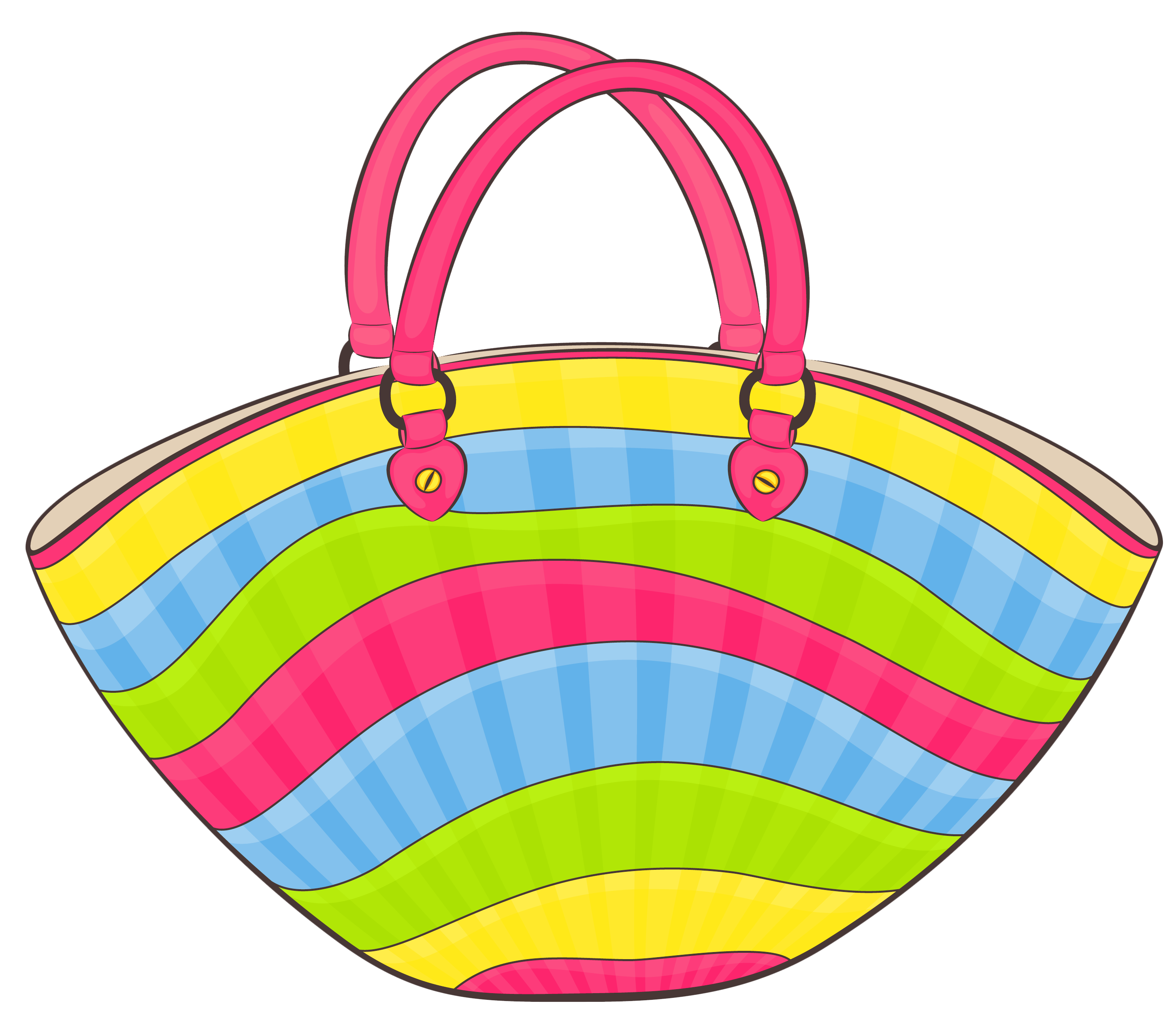 Bag clipart transparent background. Beach png gallery yopriceville