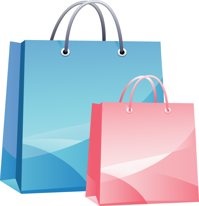 Shopping clip art png. Bag clipart transparent background