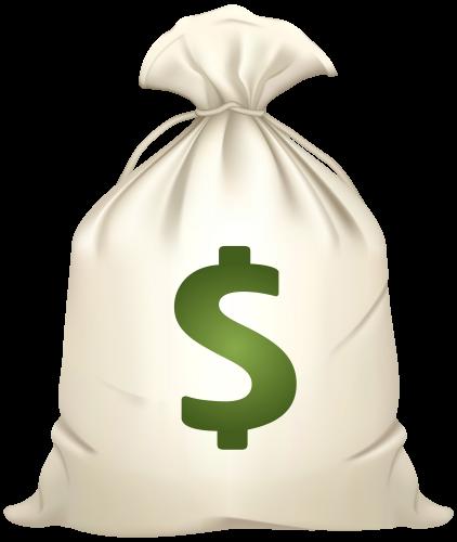 Clipart clip art three. Bag of money png