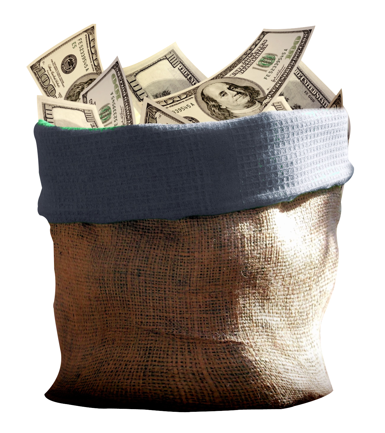Bag of money png. Image purepng free transparent