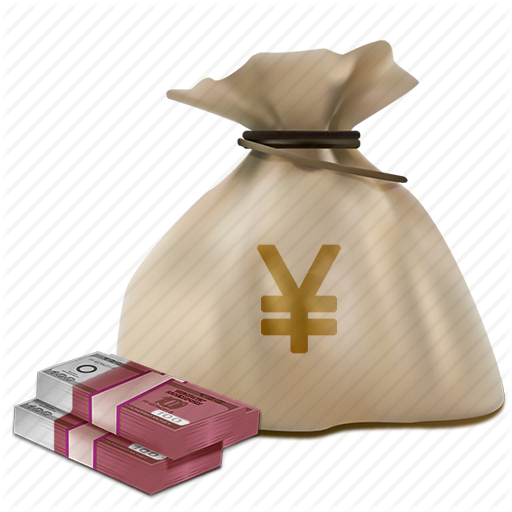 Bag of money png. Everything rich man needs