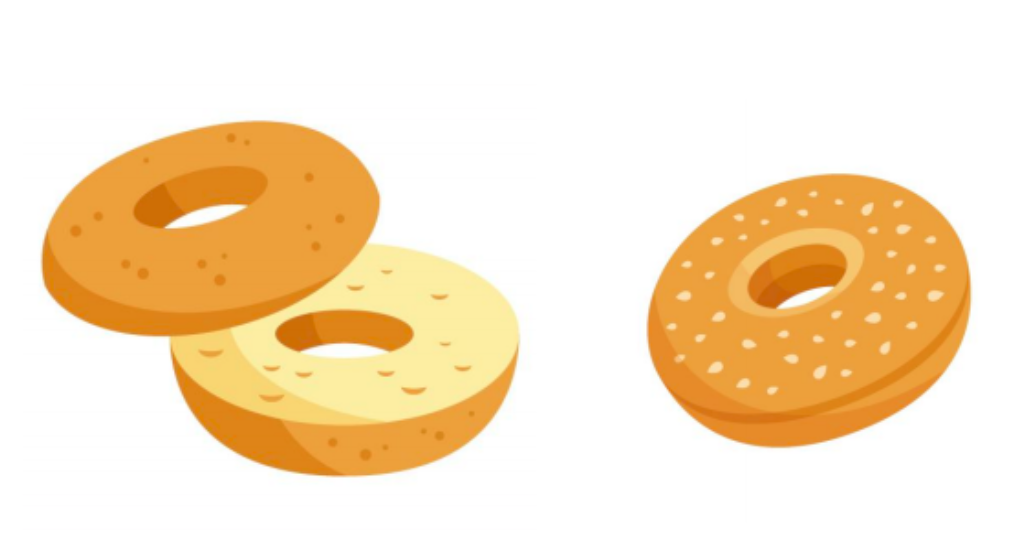 Bagel clipart. Bagels free download best
