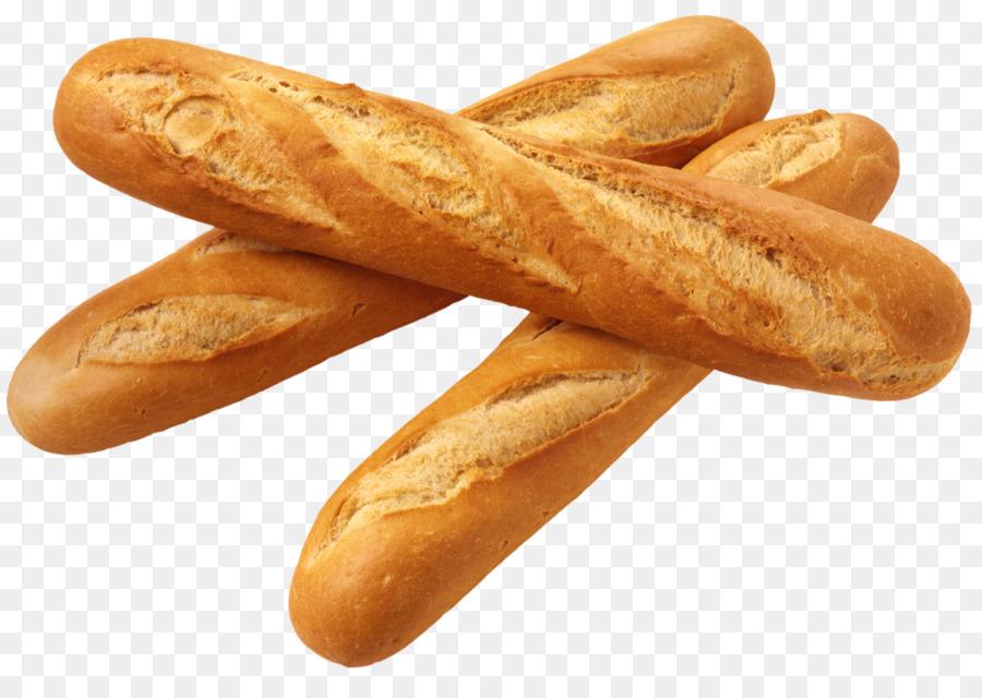 France baguette bakery breadstick. Bagel clipart bagette