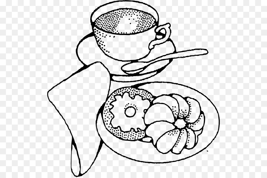 Brunch clipart breakfast. Bagel pancake muffin danish