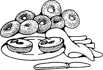 Appzumbi apps news games. Bagel clipart carbohydrates