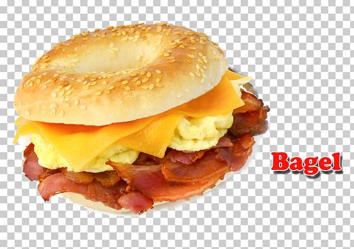 Scrambled eggs bacon png. Bagel clipart egg