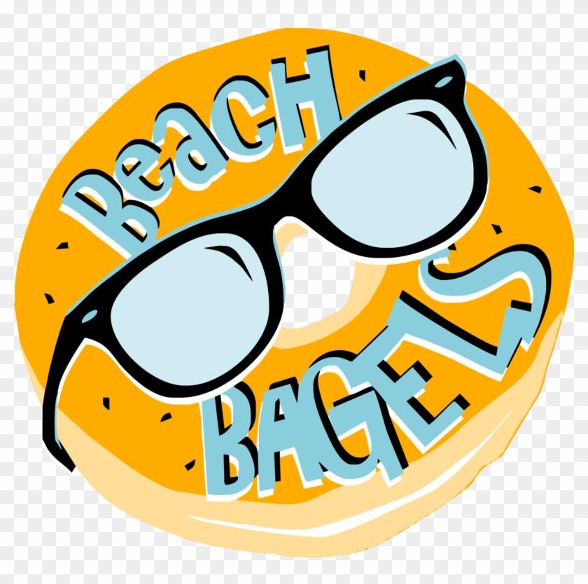 Beach bagels wrightsville hd. Bagel clipart yellow