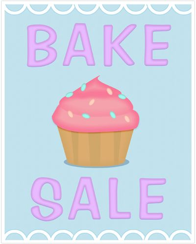 best yummy drawings. Baked goods clipart auction