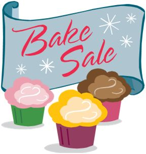 Baked goods clipart auction. Cookies b w bake