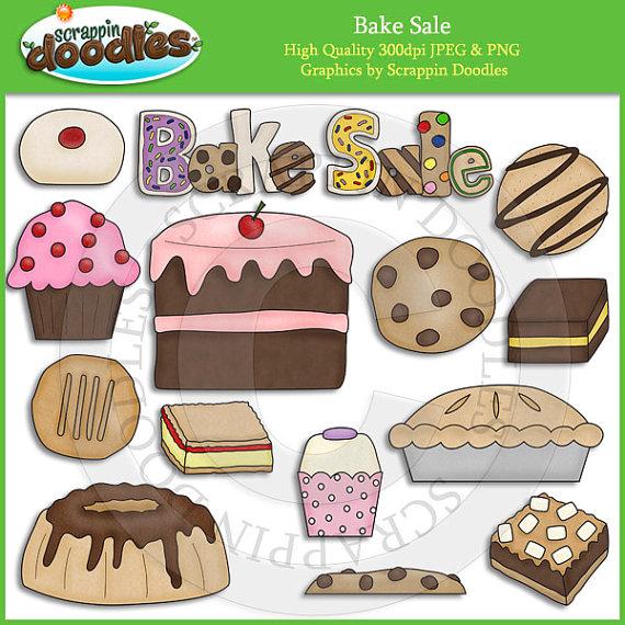 Bake sale clip art. Baking clipart baked goody