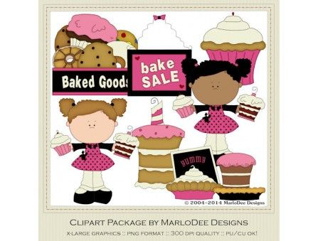 Baked goods clipart bake sale.  best images on