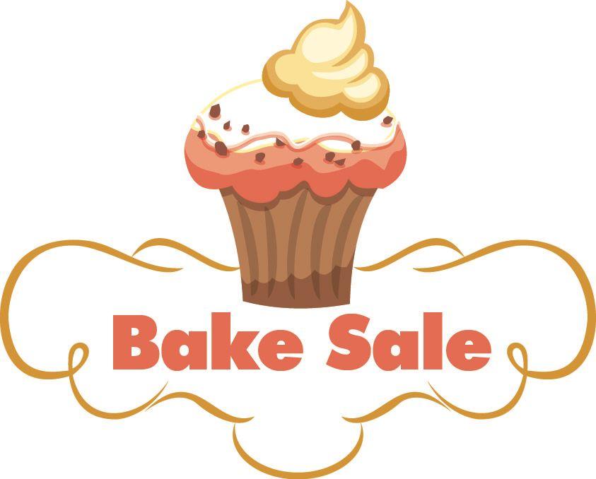 Logo incep imagine ex. Baked goods clipart bake sale