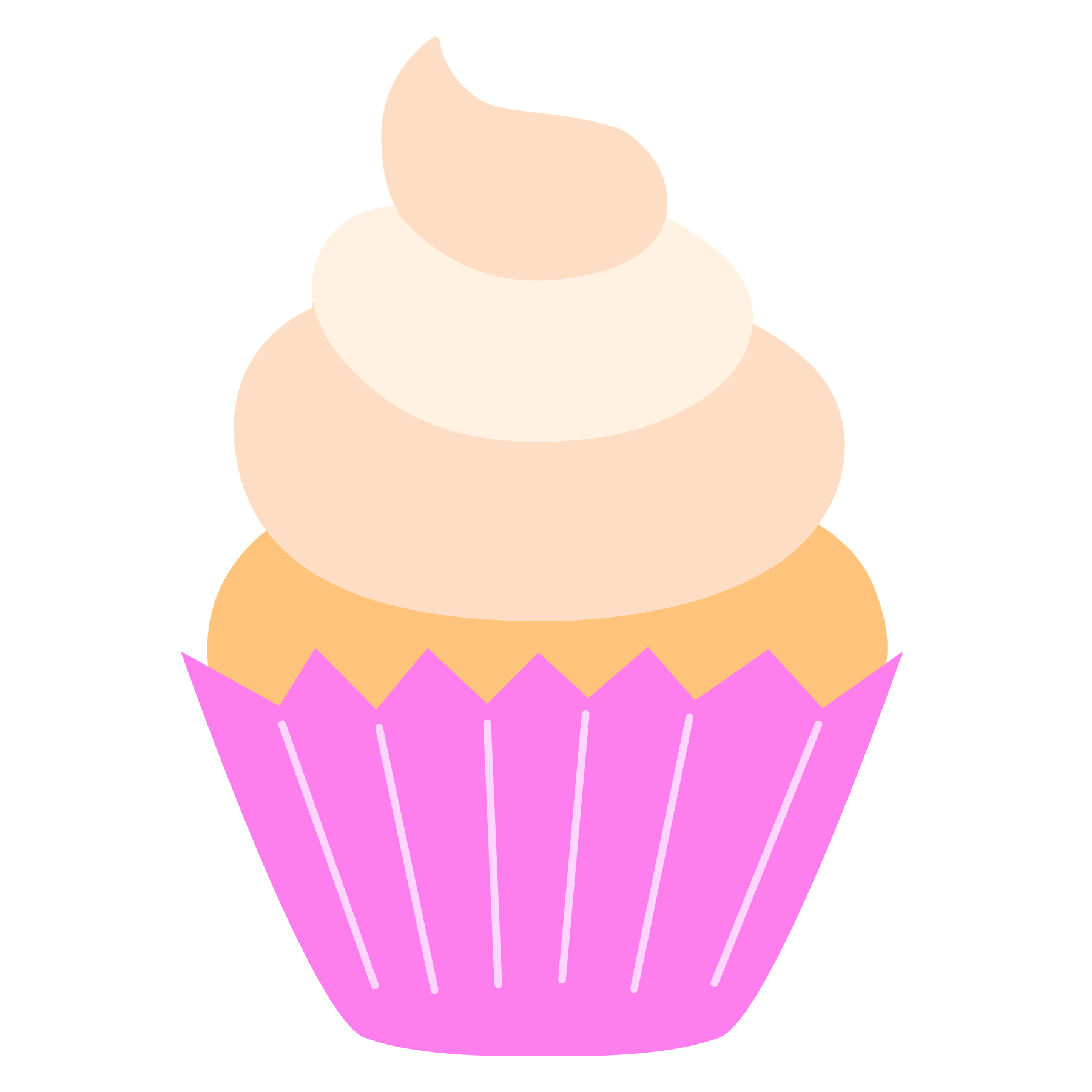 Baked goods clipart bake sale. Black and white free