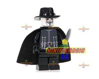 Guy fawkes etsy minifigure. Baked goods clipart baked goody