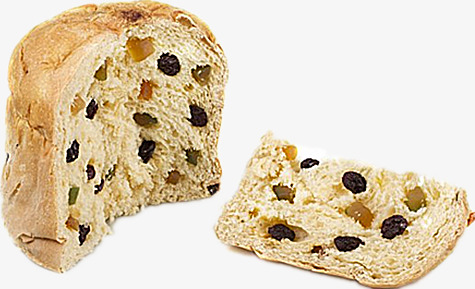 Raisin bread kind delicious. Baked goods clipart baked product