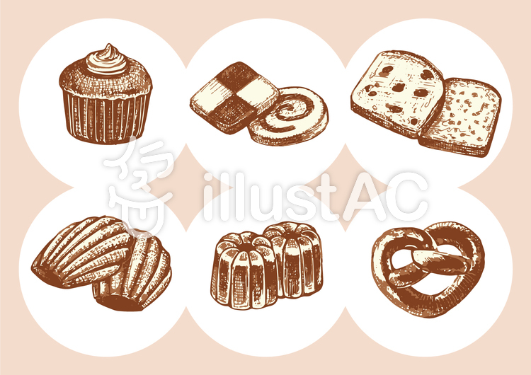 Baked goods clipart baked treat. Free cliparts confectionery sweets