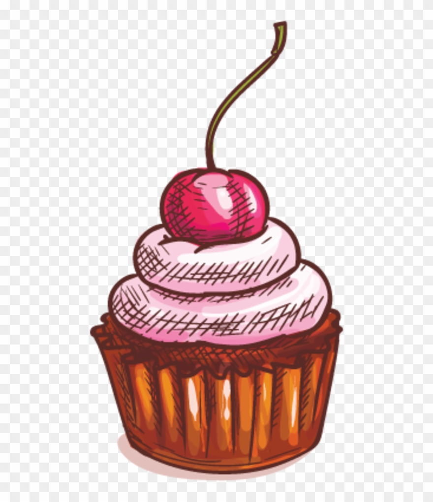 Baked sweet png download. Bakery clipart dessert