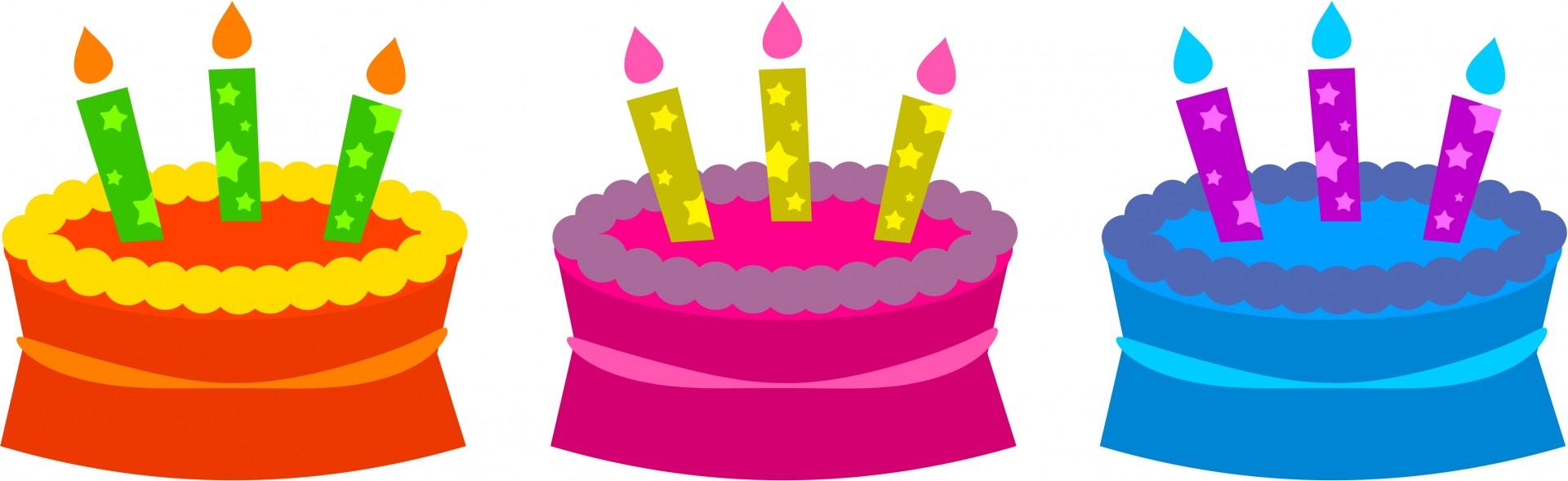 birthday clipart simple