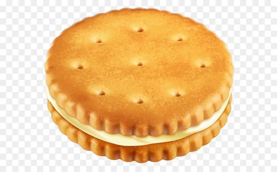 Baked goods clipart biscuit. Custard cream chocolate chip