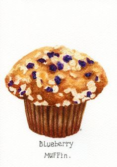 Baking clipart blueberry muffin. Drawing of google search
