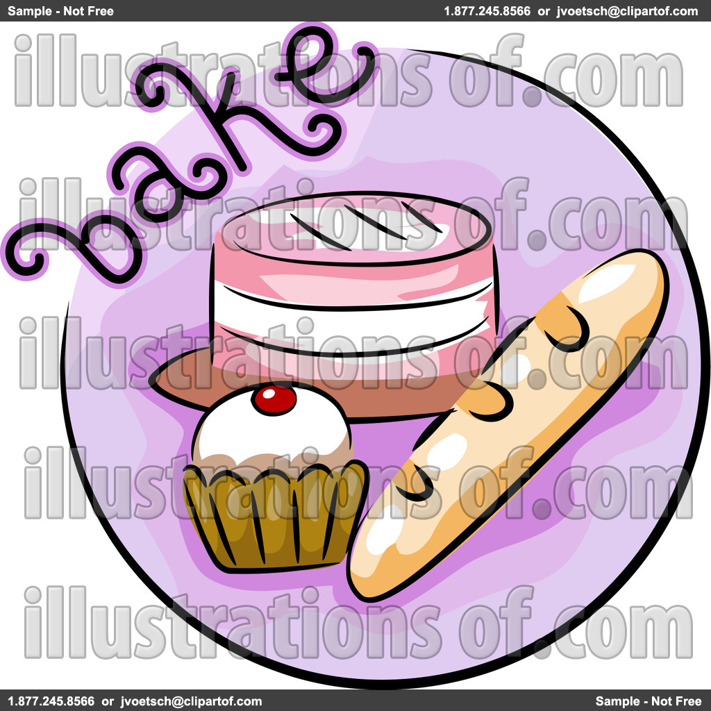 Baking border panda free. Bakery clipart cartoon