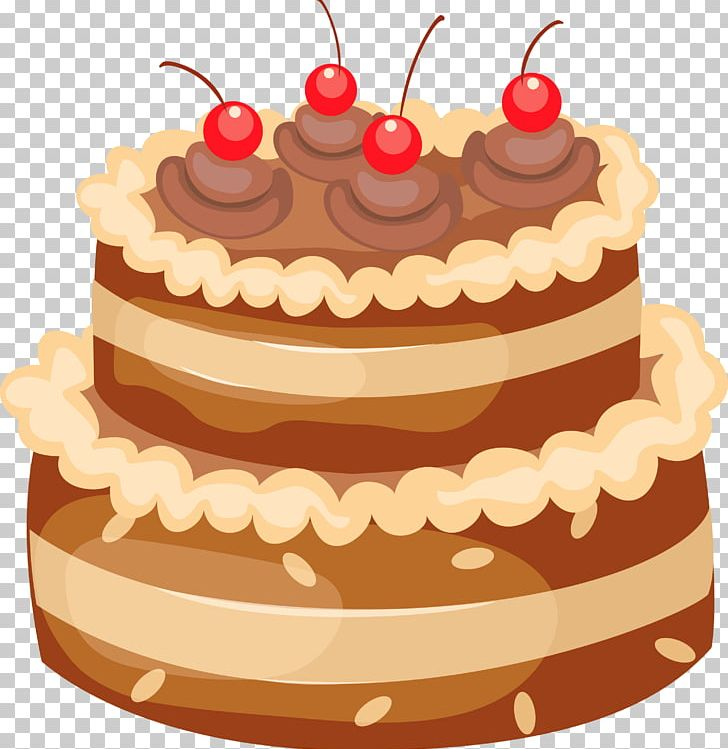 Birthday wedding png baking. Baked goods clipart cake