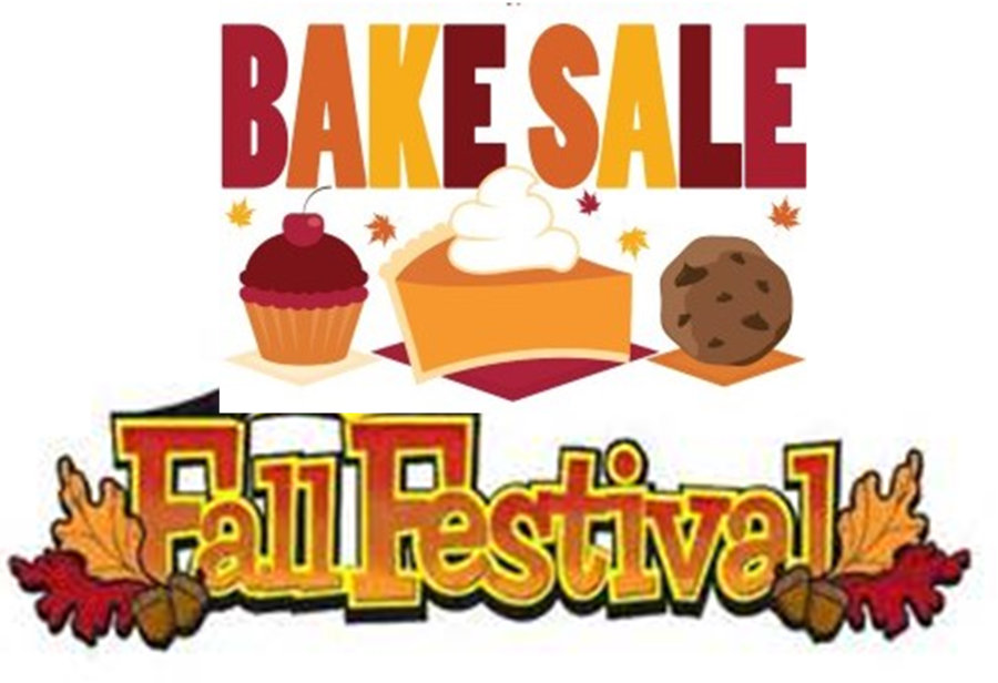 Flyer background bakery cupcake. Baked goods clipart church