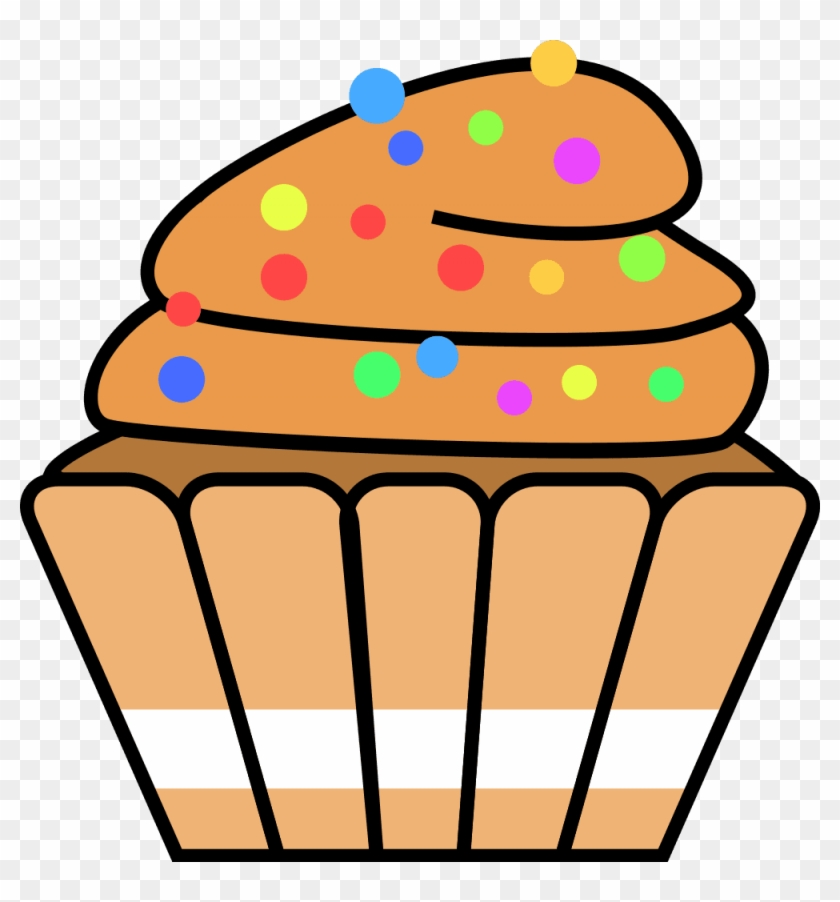 Baked goods clipart clip art. Cupcake free cute frames