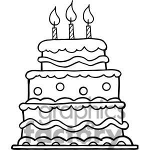 Cupcake black and white. Baked goods clipart drawing
