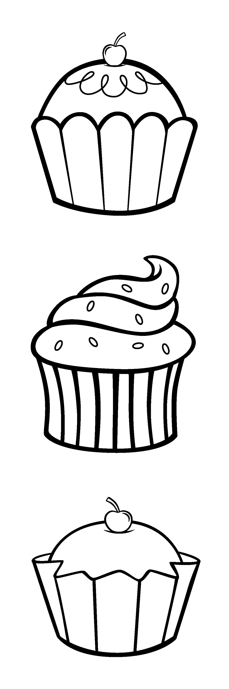 If you can print. Baked goods clipart drawing