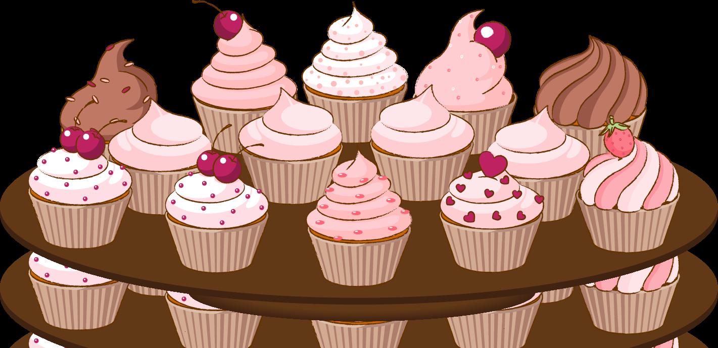 Clipart cake baked goods. Bake sale clip art
