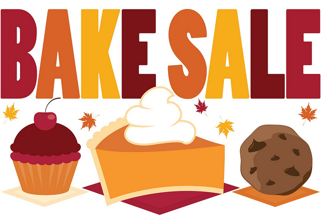 collection of fall. Baking clipart baking brownie