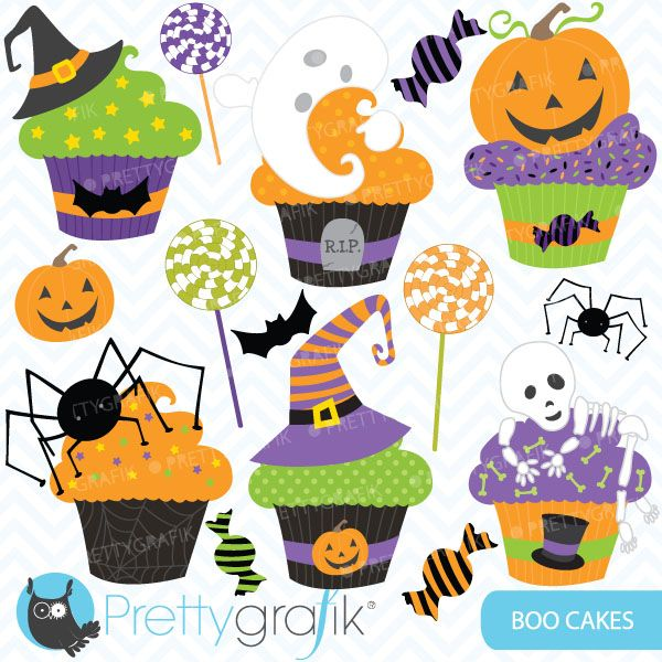 Baked goods clipart halloween.  best mygrafico graphics