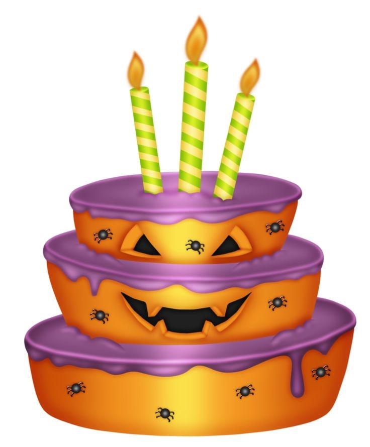 Baked goods clipart halloween. Birthday group clipartxtras