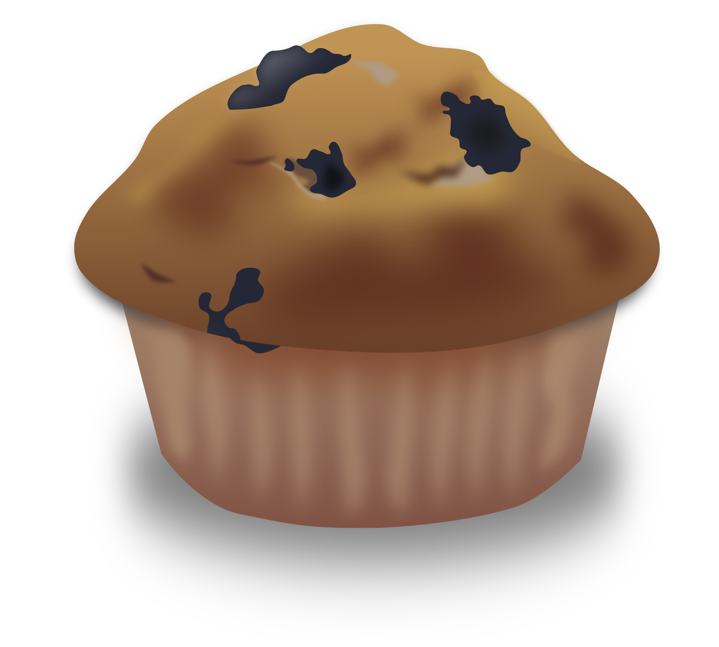 Baking clipart muffin. Blueberry big image png