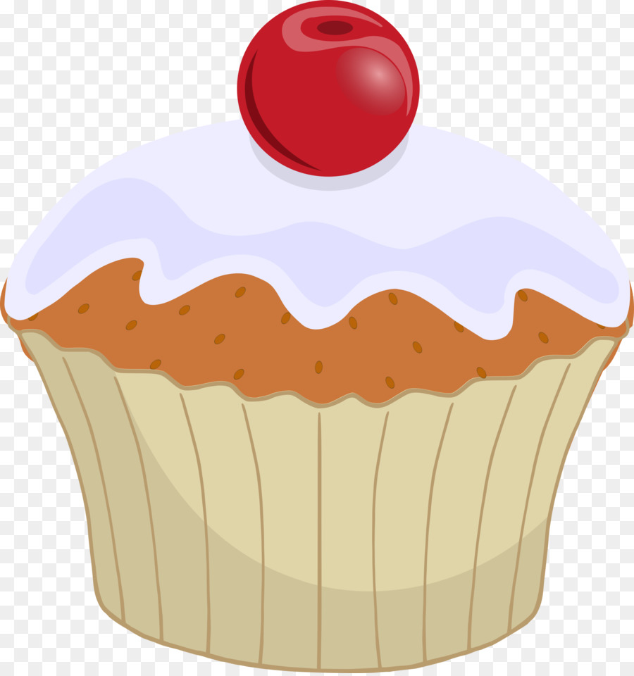 Muffins clipart. Cupcake muffin frosting icing