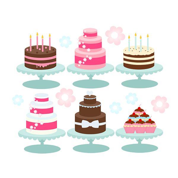Baker clipart cake. Cakes bakery cupcakes birthday