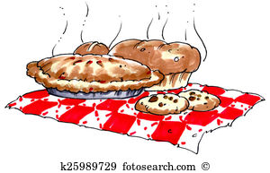 clipartlook. Baked goods clipart pie