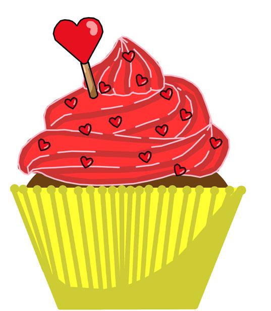 Clipart cake valentines. Free valentine cliparts download