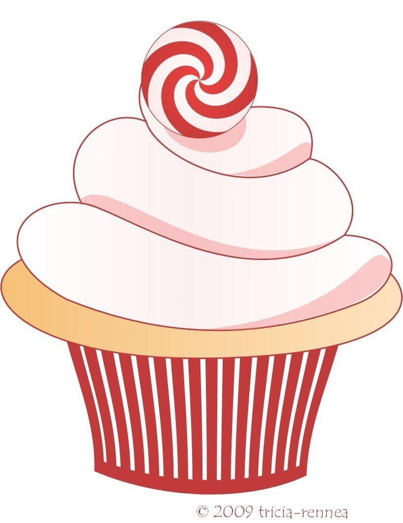 Baked goods clipart vanilla cupcake. Pin by kristen morgan
